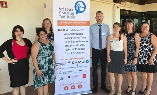 Arizona Housing Coalition staff