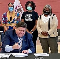 Governor Pritzker signs Illinois CRA bill