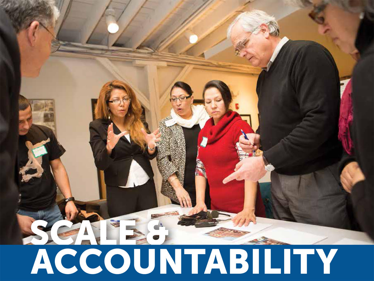 Scale & Accountability