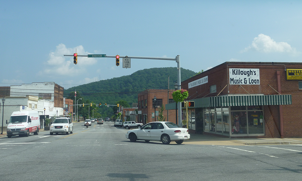 McDowell County, North Carolina